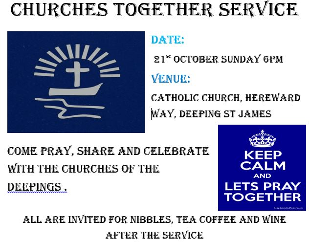 DeepingChurchesTogether